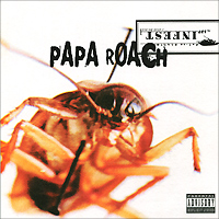 Papa Roach Papa Roach. Infest сувенир steve roach quiet music