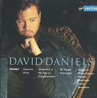 Handel. Operatic Arias. David Daniels
