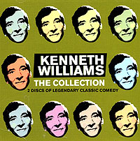 Кеннет Уильямс Kenneth Williams. Stop Mesin' About. The Kenneth Williams Collection (2 CD) trenor williams electronic health records for dummies