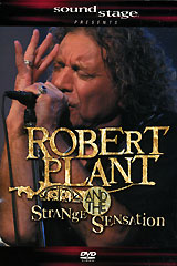 Sound Stage. Robert Plant & The Strange Sensation black girl original sound track recording