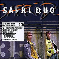 Safri Duo. 3.5. The Remix Edition (2 CD)