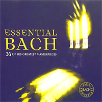 Boston Symphony Orchestra,English Chamber Orchestra,The Chamber Orchestra Of Europe Essential Bach (2 CD) альберто лиси альберто лиццио курт редел ханспетер гмур герман шнейдер slovak chamber orchestra вивальди лучшие произведения mp3