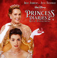 The Princess Diaries 2 Royal Engagement. Original Soundtrack худи print bar walt disney