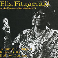 Элла Фитцжеральд Ella Fitzgerald. At The Montreaux Jazz Festival 1975 элла фитцжеральд ella fitzgerald the voice of jazz 10 cd