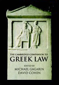The Cambridge Companion to Ancient Greek Law (Cambridge Companions to the Ancient World) juvenile law violators human rights and the development of new juvenile justice systems
