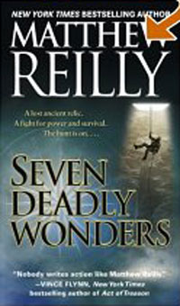Seven Deadly Wonders: A Novel seven wonders