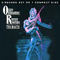 Оззи Осборн Ozzy Osbourne. Randy Rhoads Tribute jackson usa rr1 randy rhoads ebony fretboard snow white w black pinstripes