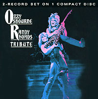 Оззи Осборн Ozzy Osbourne. Randy Rhoads Tribute цена