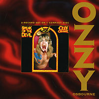 Оззи Осборн Ozzy Osbourne. Speak Of The Devil цена