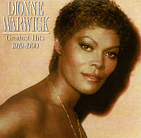 Дайонн Уорвик Dionne Warwick. Greatest Hits 1979-1990 queen greatest hits cd