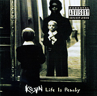 Korn Korn. Life Is Peachy korn korn paradigm shift 2 lp