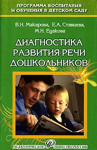 Диагностика развития речи дошкольников