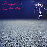 Midnight Oil Midnight Oil. Blue Sky Mining свитшот insight rebel yell crew midnight oil