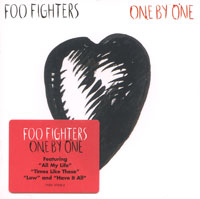 Foo Fighters Foo Fighters. One By One foo fighters one by one special limited edition ecd cd