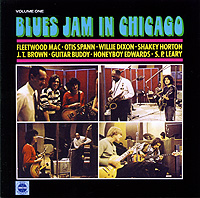 Fleetwood Mac,Отис Спэнн,Вилли Диксон,Дэвид Ханибой Эдвардс Blues Jam In Chicago. Volume 1 chicago tribune sunday crossword puzzles volume 2