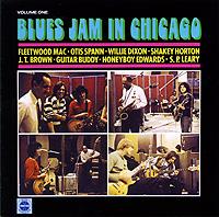 Fleetwood Mac,Отис Спэнн,Вилли Диксон,Дэвид Ханибой Эдвардс Blues Jam In Chicago. Volume 1 fleetwood mac fleetwood mac in concert 3 lp