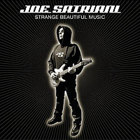 Джо Сатриани Joe Satriani. Strange Beautiful Music planet waves 25ls js2 joe satriani leather strap grey man