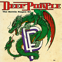 Deep Purple Deep Purple. The Battle Rages On fashion style