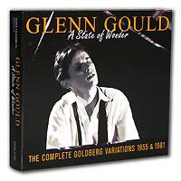 Glenn Gould. A State Of Wonder.The Complete Goldberg Variations 1955 & 1981 (3 CD)