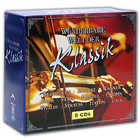 Wunderbare Welt Der Klassik (5 CD) дутики der spur der spur de034awkyw71