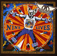 Aerosmith. Nine Lives