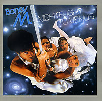 Boney M Boney M. Nightflight To Venus виниловая пластинка boney m nightflight to venus