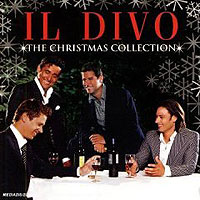 Il Divo Il Divo. The Christmas Collection карлос марин il divo 2017 11 21t20 00