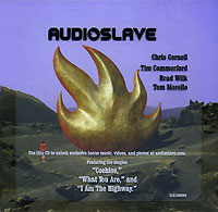 Audioslave Audioslave. Audioslave футболка audioslave
