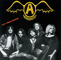 Aerosmith. Get Your Wings