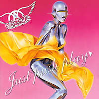 Aerosmith. Just Push Play