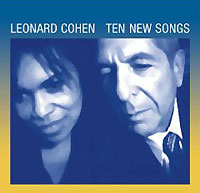 Леонард Коэн Leonard Cohen. Ten New Songs леонард коэн leonard cohen songs of leonard cohen lp