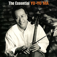 Йо-Йо Ма Yo-Yo Ma. The Essential (2 CD) цветы йо йо