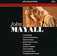 Сборник одного из ветеранов поп-музыки Джона Майалла, прозванного