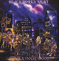 Blackmore's Night Blackmore's Night. Under A Violet Moon rowena akinyemi under the moon