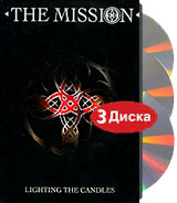 The Mission: Lighting The Candles (2 DVD + CD) hammerfall rebels with a cause unruly unrestrained uninhibited dvd cd