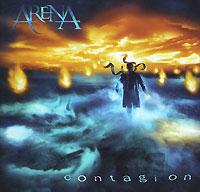 Arena Arena. Contagion arena футболка