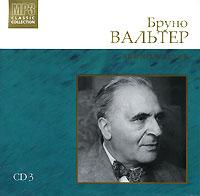 Бруно Вальтер Бруно Вальтер. CD 3 (mp3) бруно донат физика в играх