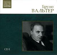 Бруно Вальтер Бруно Вальтер. CD 1 (mp3) вальтер гизекинг walter gieseking conplete piano music 6 cd