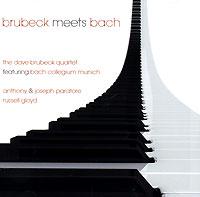 Дэйв Брубек,The Dave Brubeck Quartet,Ренди Джонс Dave Brubeck. Brubeck Meets Bach (2 CD)