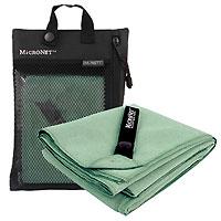 Полотенце Micronet Medium, цвет: морская волна, McNett