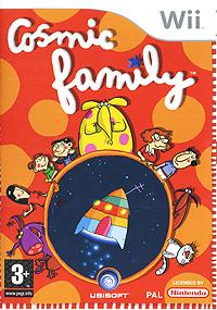 Cosmic Family (Wii) сумка для nintendo wii balance board wii fit