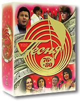 """Фото Сборник """"Песня 76-80"""" (7 DVD). Покупайте с доставкой по России"""