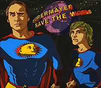 Supermayer.  Save The World Правительство звука,World Club Music