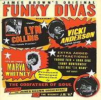 The James Brown Orchestra James Brown's Original Funky Divas (2 CD) cd james farm city folk