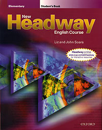 New Headway English Course: Elementary: Student's Book reader for students of theology learning english сборник текстов на английском языке часть 2