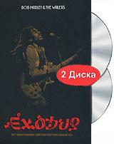 Bob Marley & The Wailers: Exodus (DVD + CD) usher rhythm city volume one caught up dvd cd