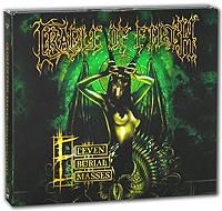 Cradle Of Filth. Eleven Burial Masses (CD + DVD)