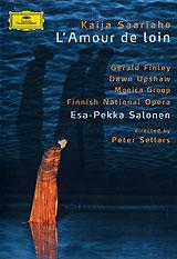 Kaija Saariaho - L' Amour de Loin / Esa-Pekka Salonen l amour босоножки l amour 120 nero черный