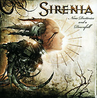 Sirenia Sirenia. Nine Destinies And A Downfall. Limited Edition democracy in america nce