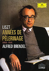 Alfred Brendel.  Liszt:  Annees De Pelerinage UNITEL Film